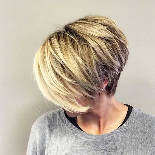 30 Super Short Hair Color Ideas | http://www.short-hairstyles.co ...