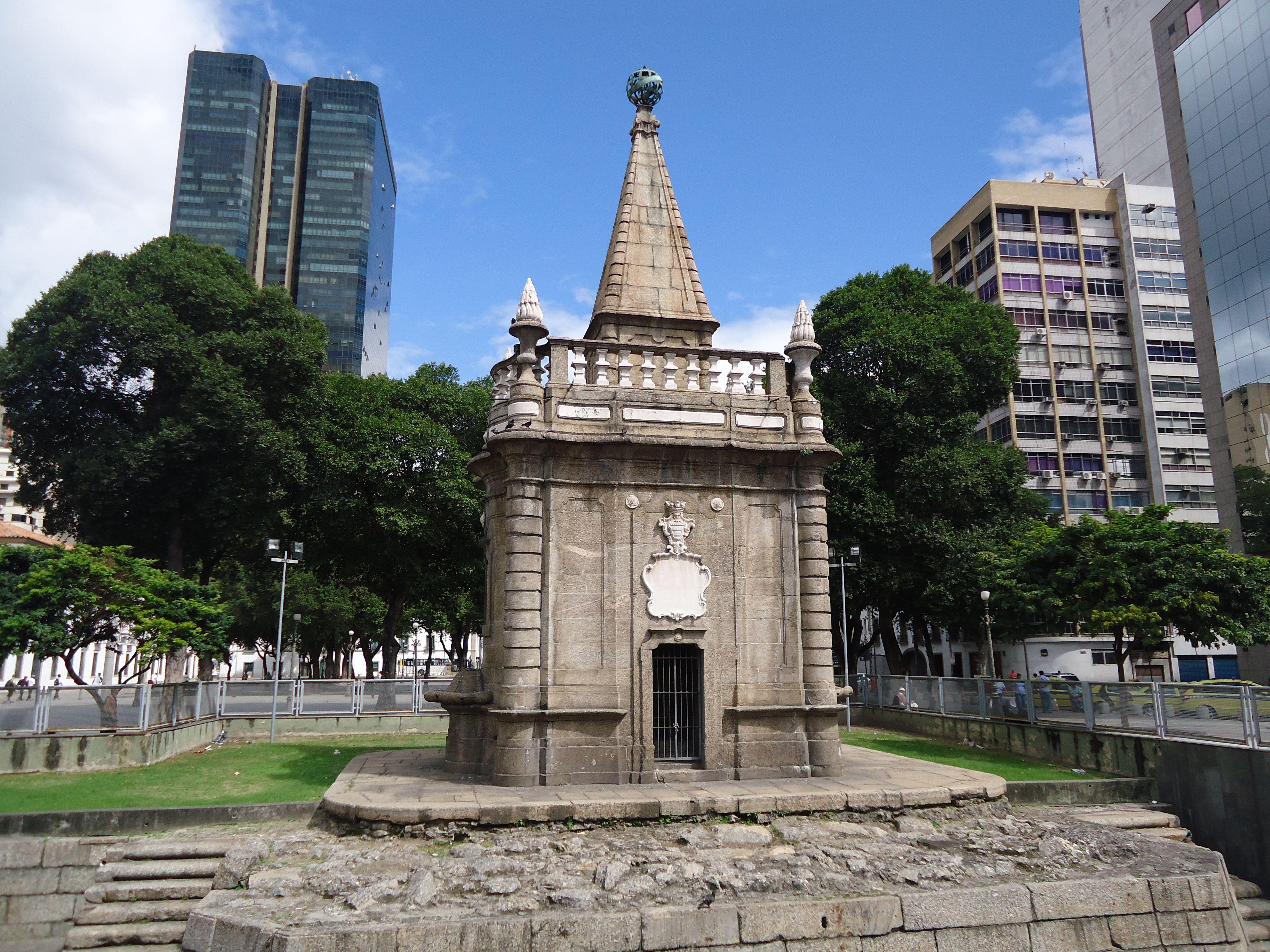 Resultado de imagen para río de janeiro brasil Praça XV