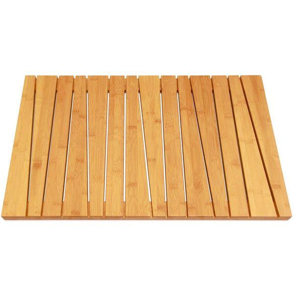 Dot Bo Bamboo Bath Mat 39 Liked
