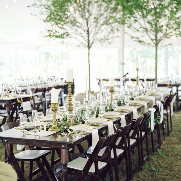 25 Backyard Wedding Ideas in 2020 (With images)   Wedding ...