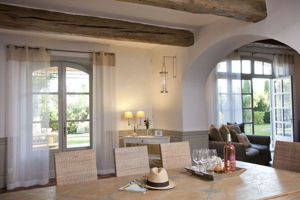 intérieur mas provençal - Bing Images Interiors Pinterest - escalier interieur de villa