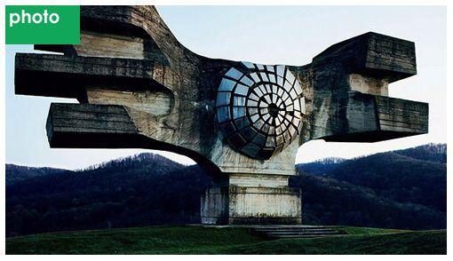 Monumenti abbandonati in Jugoslavia