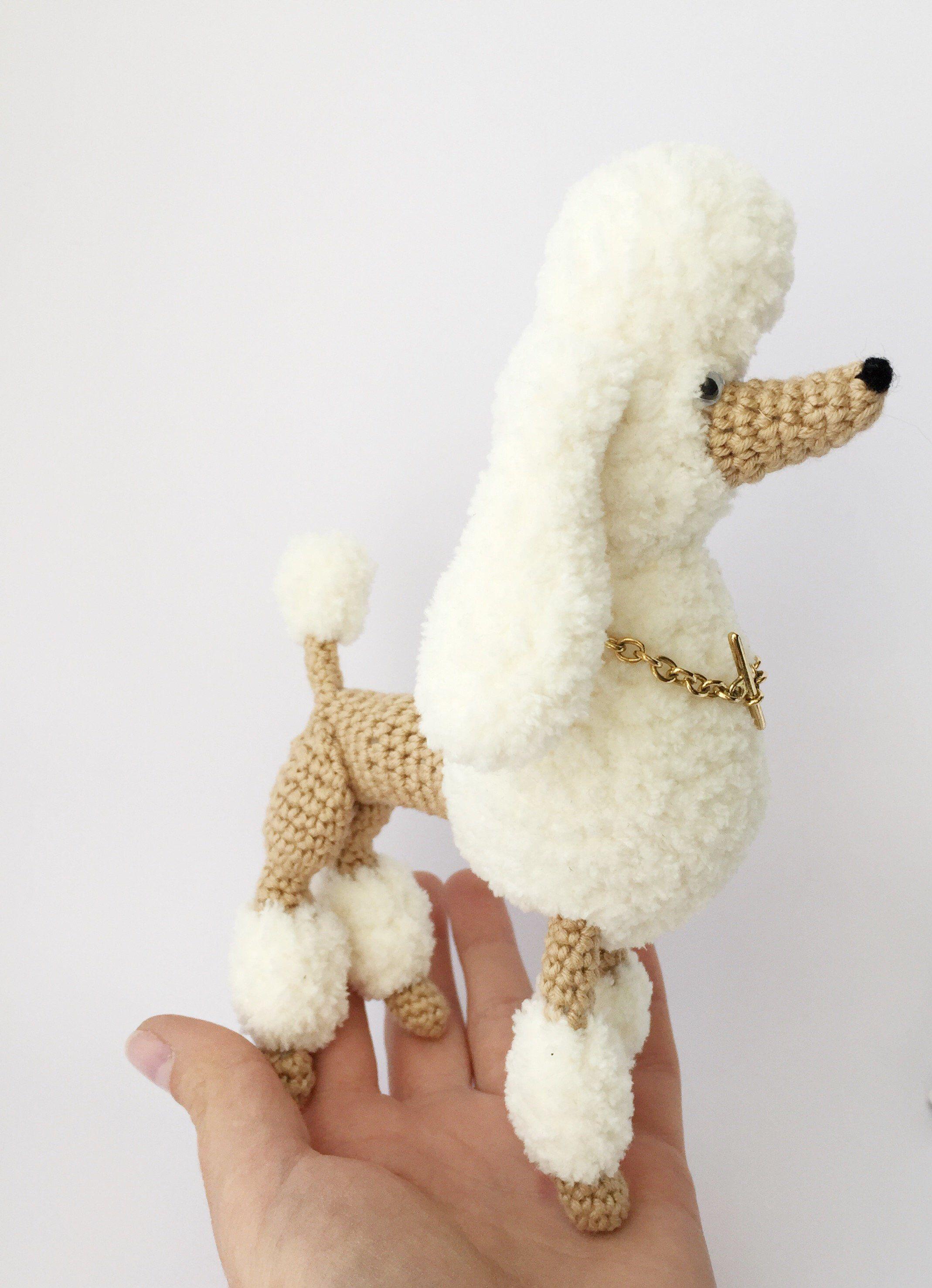 Miniature Akita - Tiny Crochet Mini Amigurumi Dog Stuff Animal ... | 2954x2138