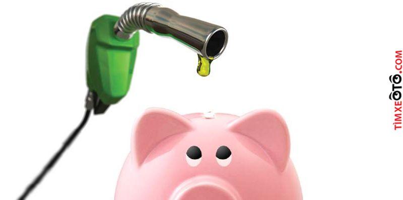 Học cách lái xe tiết kiệm nhiên liệu