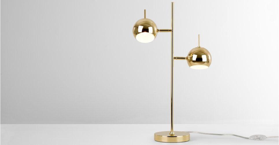 Austin Lampe De Bureau Laiton Office Design Pinterest Table