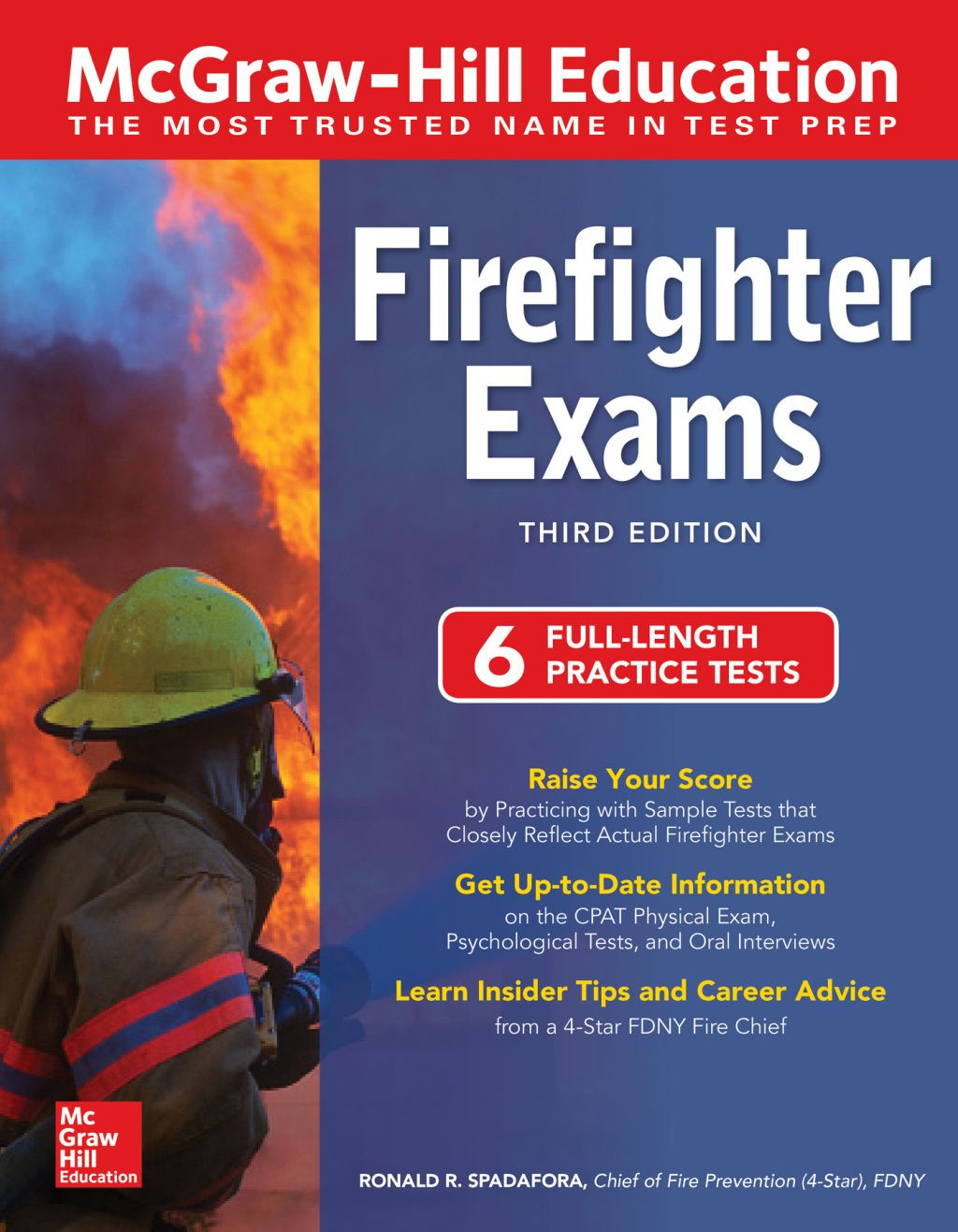 Mcgraw Hill Education Firefighter Exams Third Edition