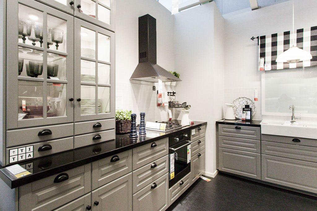 ikea k k lantk k pinterest new ideas cabinets and kitchens. Black Bedroom Furniture Sets. Home Design Ideas