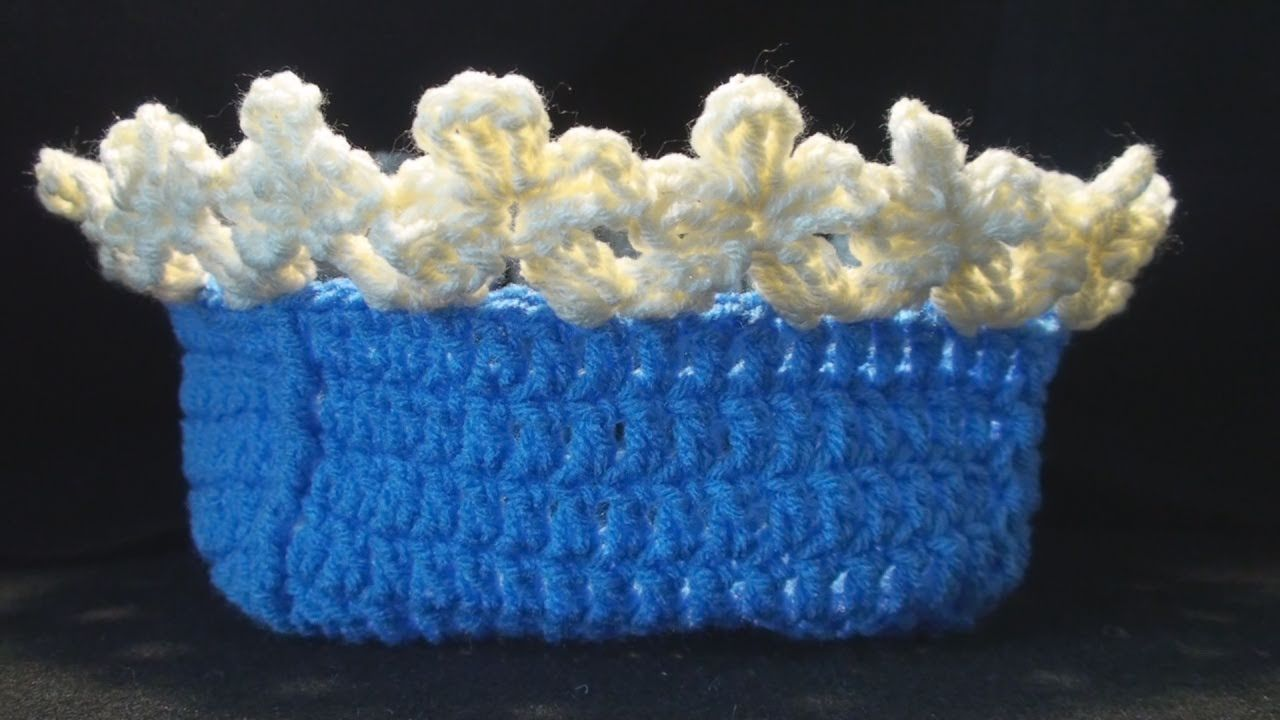 14 Free Crochet Edging Patterns | Flores de ganchillo, Friki y Flor
