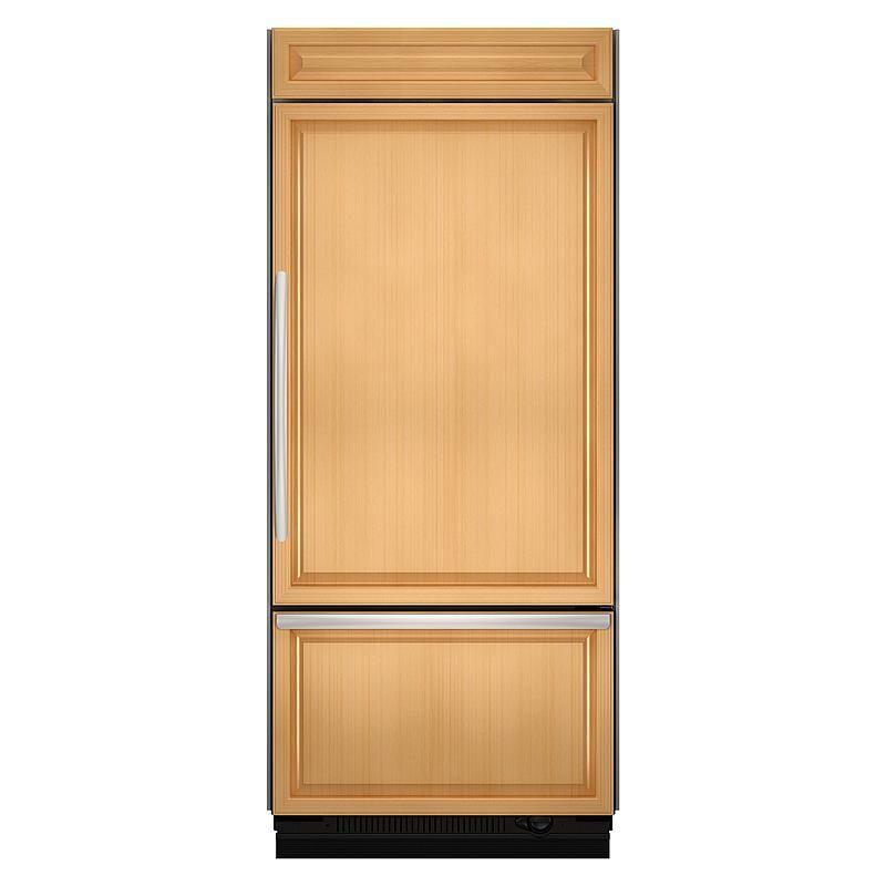 Kitchenaid Built In Bottom Freezer Refrigerator: 20.5 Cu. Ft. Built-In Bottom