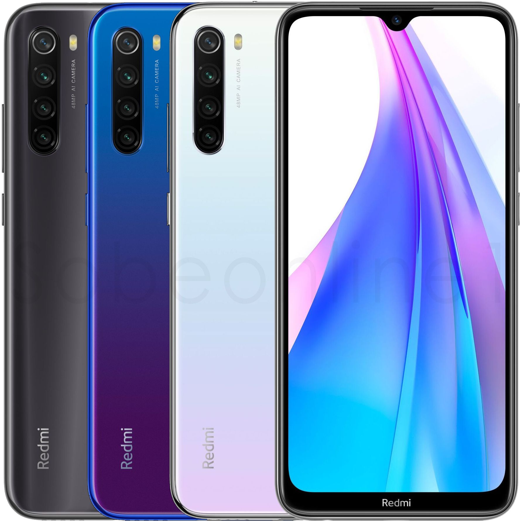 Xiaomi Redmi Note 8t 64gb 4gb Ram 6 3 48mp Factory Unlocked Dual Sim Global In 2020 Xiaomi Iphone Offers Dual Sim
