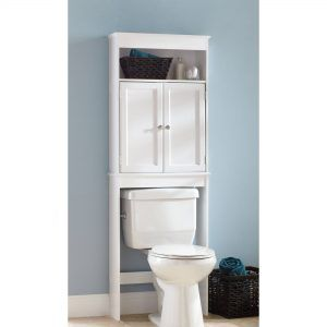 Bathroom Space Saver Over Toilet Cabinet | http ...
