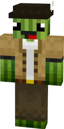 Farmer Derpy Melon Nova Skin Mcpe Minecraft