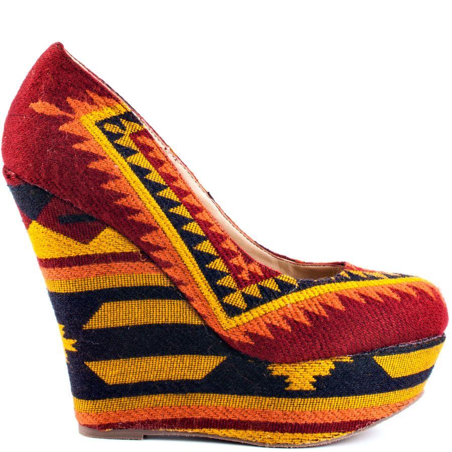 3287b7010dd Every girl need a closed toe wedge this season