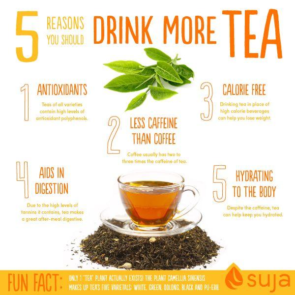 Benefits Of Drinking Tea Drinking Tea Best Herbal Tea