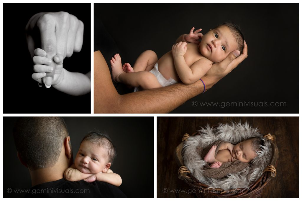 Peace arch hospital maternity ward baby newborn photograph surrey gemini visuals creative photography white
