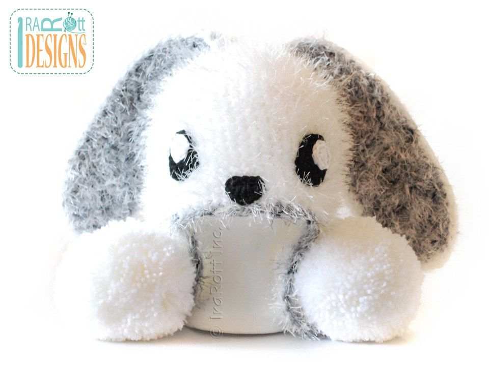 Anna May the Anime Bunny Hat PDF Crochet Pattern | hat | Pinterest