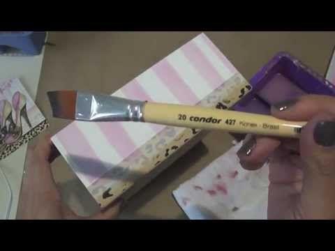 Video Aula: Caixa de Maquiagem | Livia Fiorelli | LifeArtesanato - YouTube