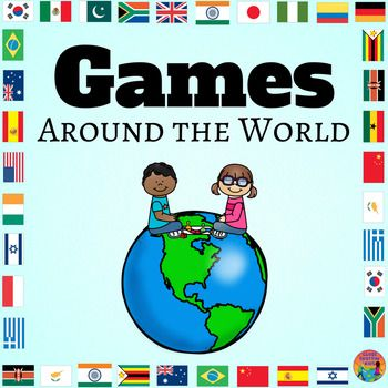 Games Around The World Games Around The Worlds Traditional Games
