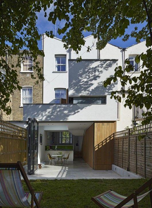 Islington House / Neil Dusheiko Architects | ArchDaily