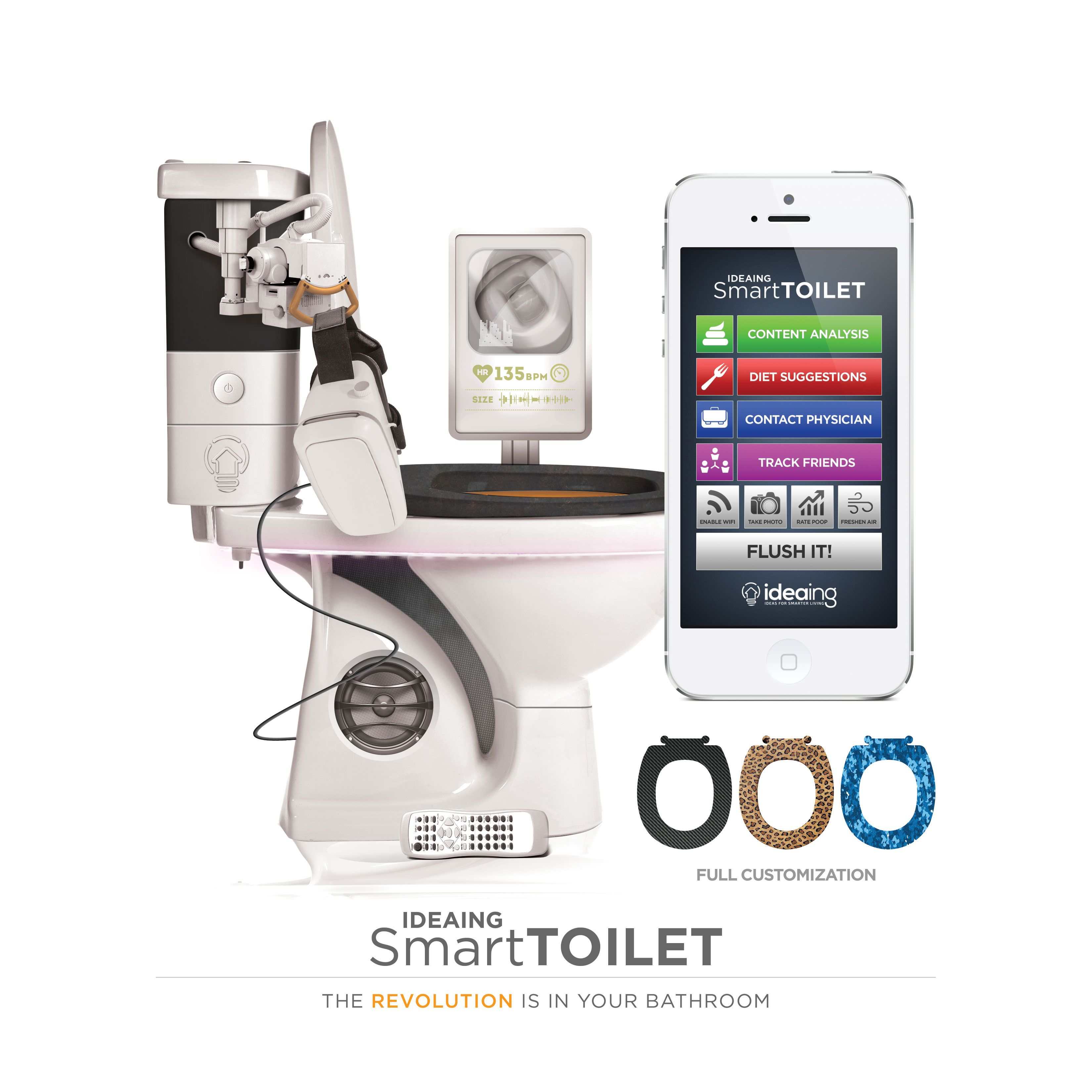 Ideaing Smart Toilet Review and Deals Smart toilet