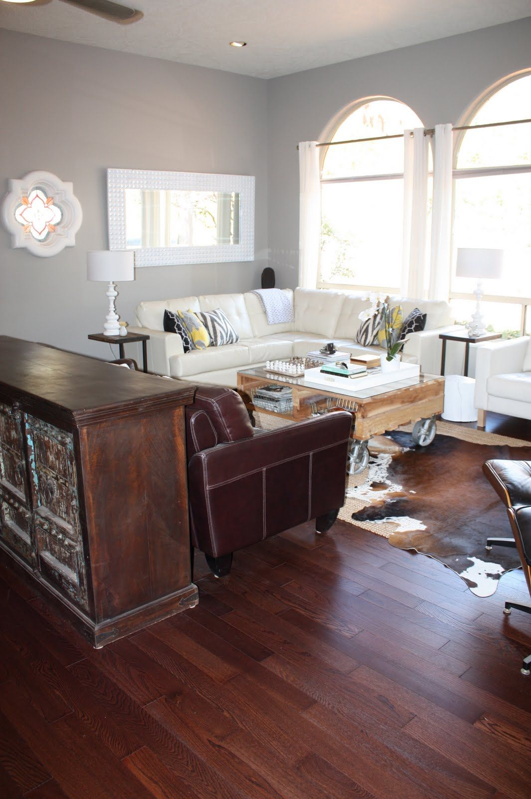Design Stocker Our Home Brown Living Room Small Base