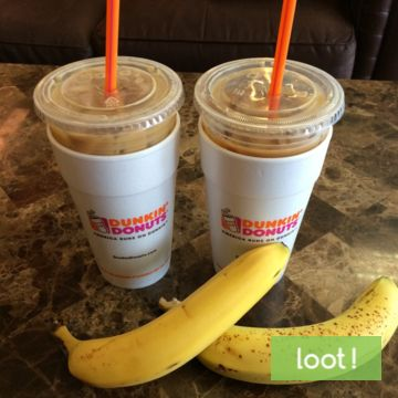Show us how you get your day started by taking a picture with your morning order from Dunkin' Donuts' #DunkinDonuts http://earn.loot-app.com/#contest/6ZaIYhljfq
