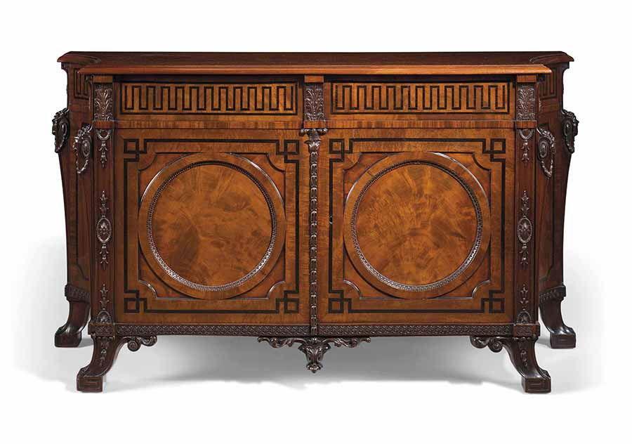 Christie's Thomas Chippendale Sale Furniture, Antique