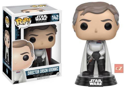 Rogue One Funko POP Star Wars Director Orson Krennic New In Box