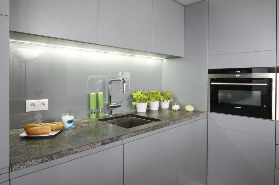 Szare Sciany W Kuchni Ciekawe Aranzacje Wnetrz Kitchen Kitchen Cabinets Home Decor