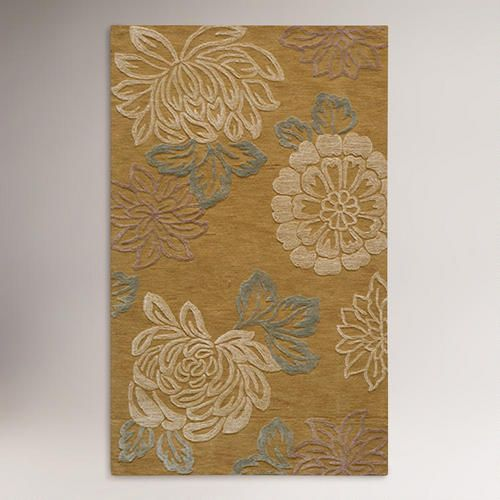 Muted, neutral colors make this a great rug that will tie a room together.