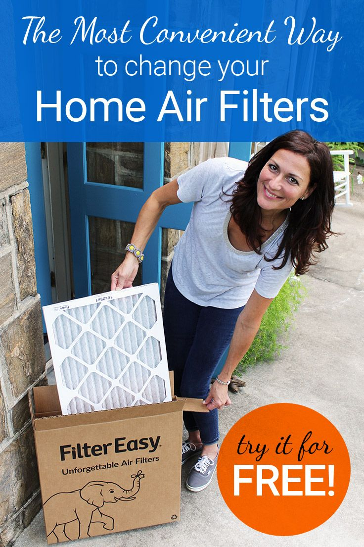 Meet FilterEasy—Air Filters Delivered When it's Time to
