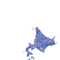 All Rivers Ground Interface 地図 川