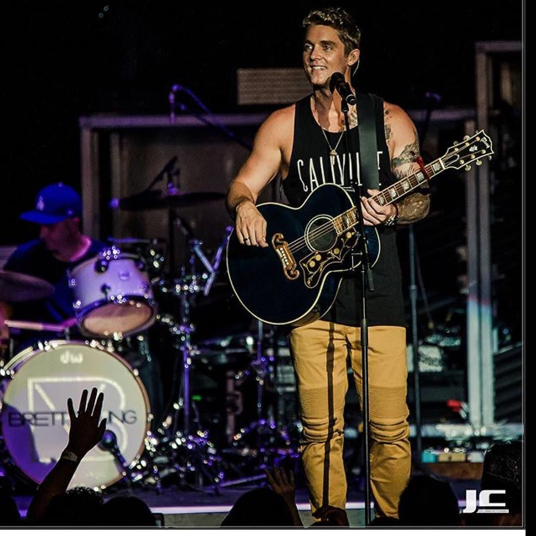 128 likes 7 comments here to support brett young