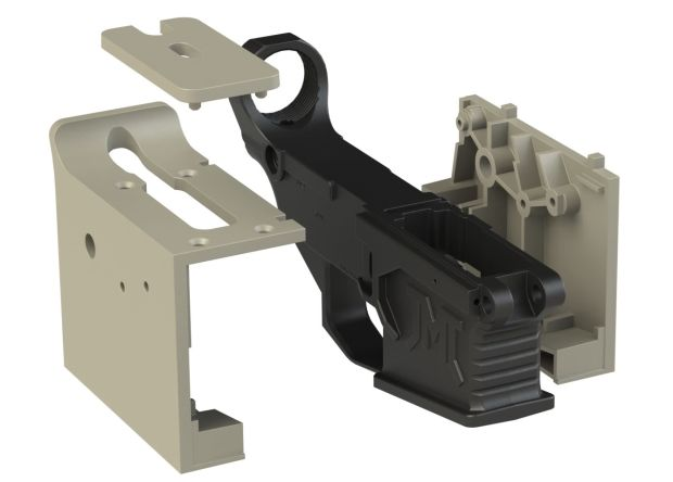 JMT 80 percent lower and jig 1 | ar15 build | Ar pistol