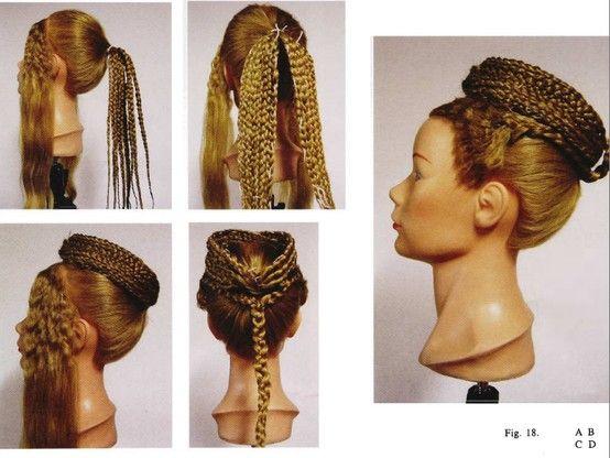 Ancient Roman Hairstyles Iii Roman Hairstyles Historical Hairstyles Hair Styles