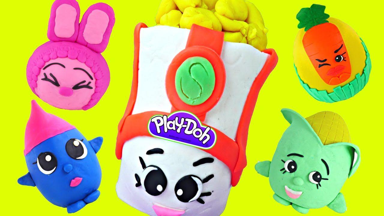 Kinder joy toys car  BEST of JUMBO Surprise Egg Shopkins Play Doh Giant Toy Mystery Eggs