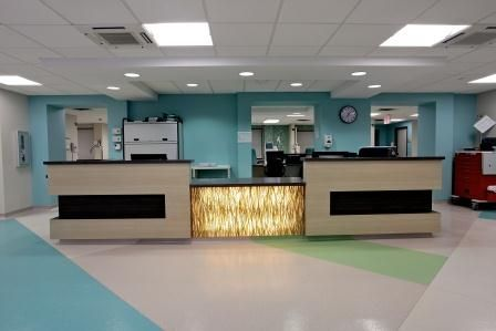 Bushwick Center Dialysis With Helene Marcus Interior Design, Brooklyn, NY