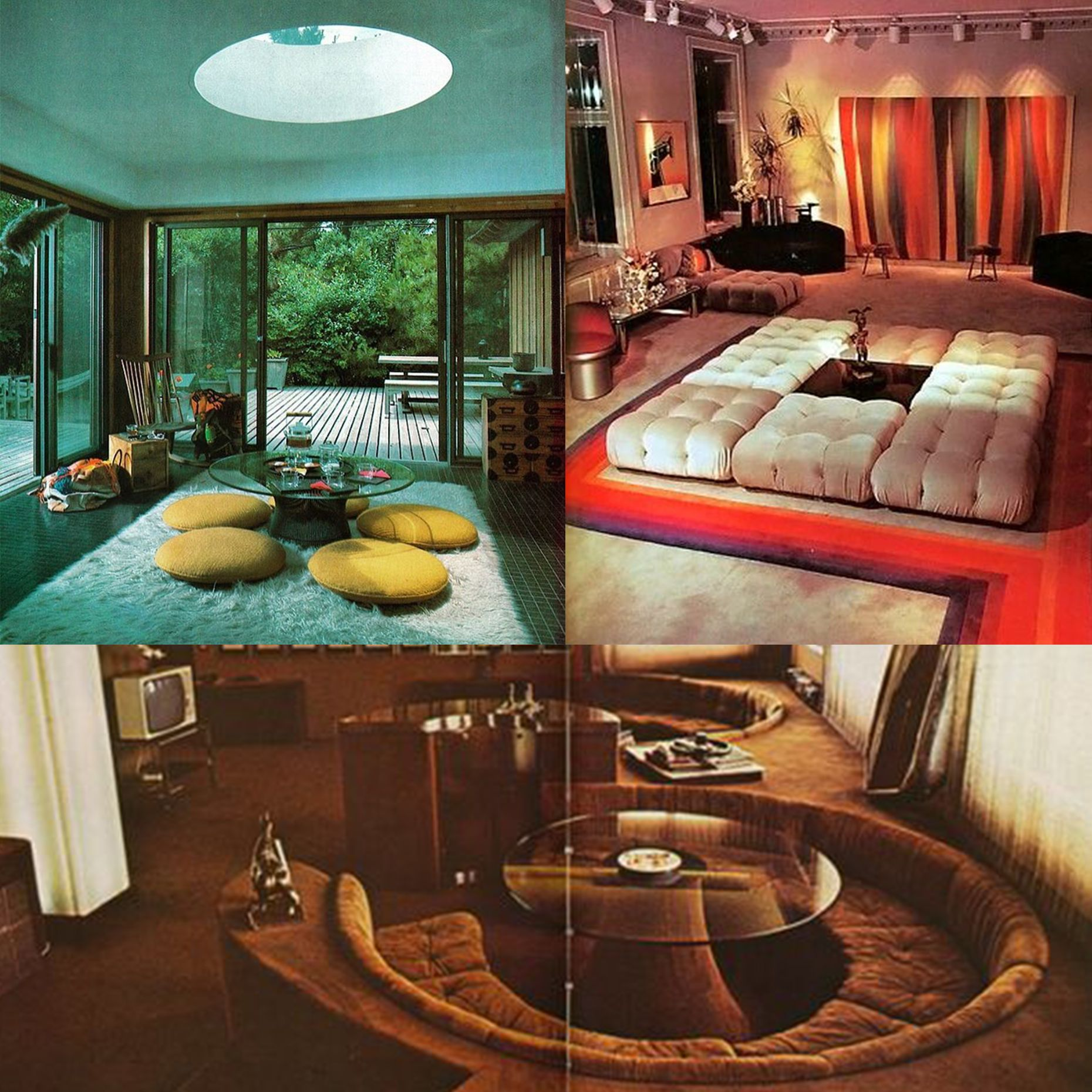 70s Interior Design: How to Keep the Seventies Alive in your Modern ...