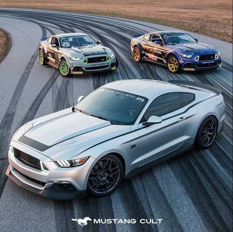 Rtr Mustang Gang With Images New Ford Mustang Super Sport