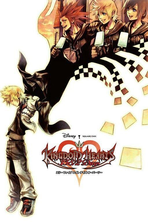 Kingdom Hearts 358 2 Days Wallpaper Kingdom Hearts Axel Kingdom Hearts Kingdom Hearts Tattoo