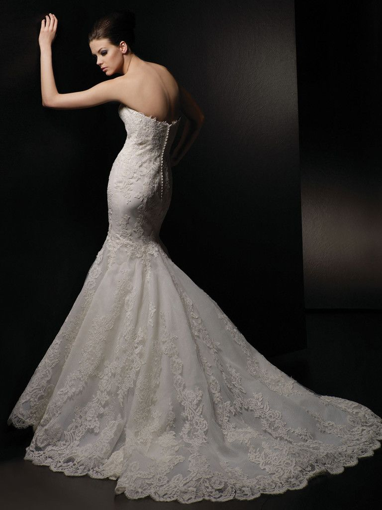 My wedding dress is dakota by enzoani itus such a timeless and