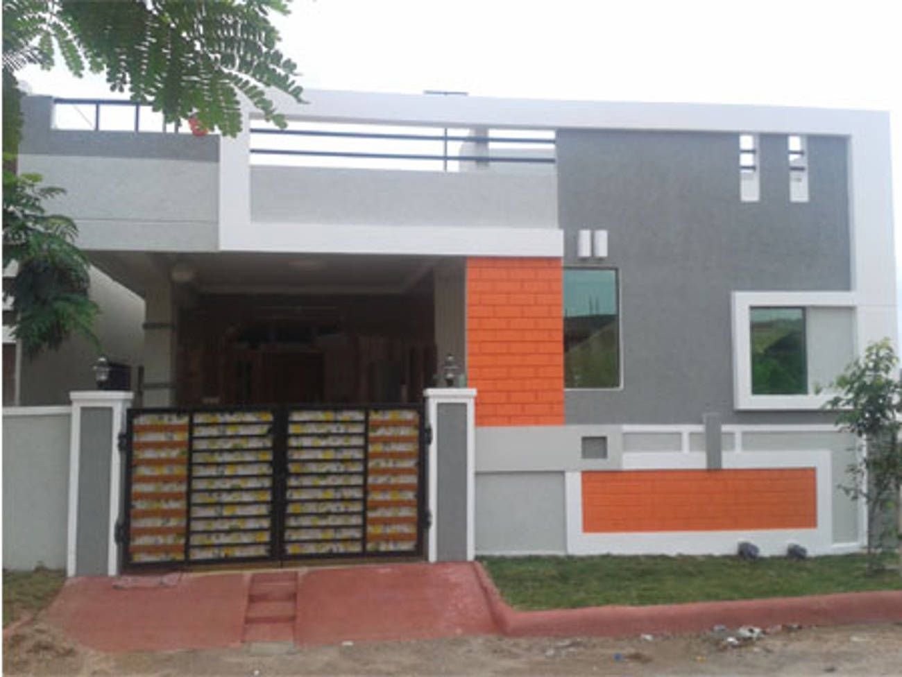 Front Elevation Designs Of Houses In Hyderabad : Image result for elevations of independent houses jagi