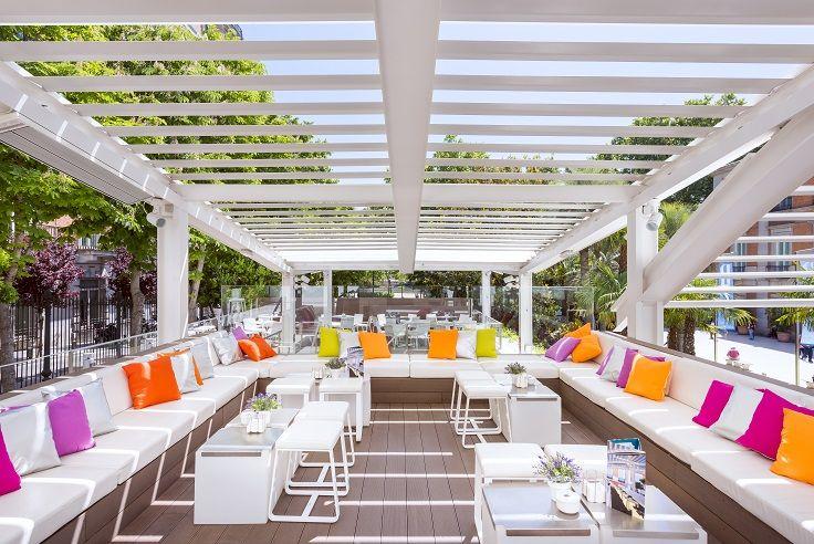 Ideas para amueblar y decorar tu terraza Muebles D Terraza - como decorar una terraza