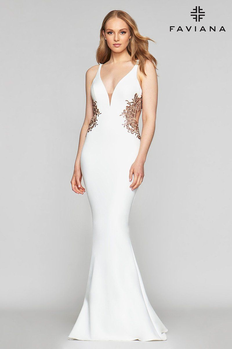 Photo of Faviana Glamour S10226  Chic Boutique: Largest Selection of …