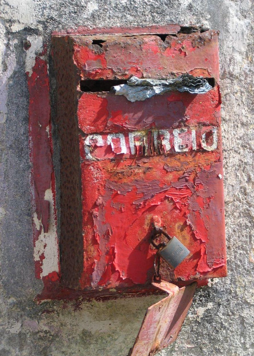 Post Box Sintra Portugal Post Box Beautiful Architecture Mail Slots