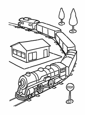 Train Coloring Pages Because My 2 Year Old Is Obsessed Train Coloring Pages Free Coloring Pages Train Drawing