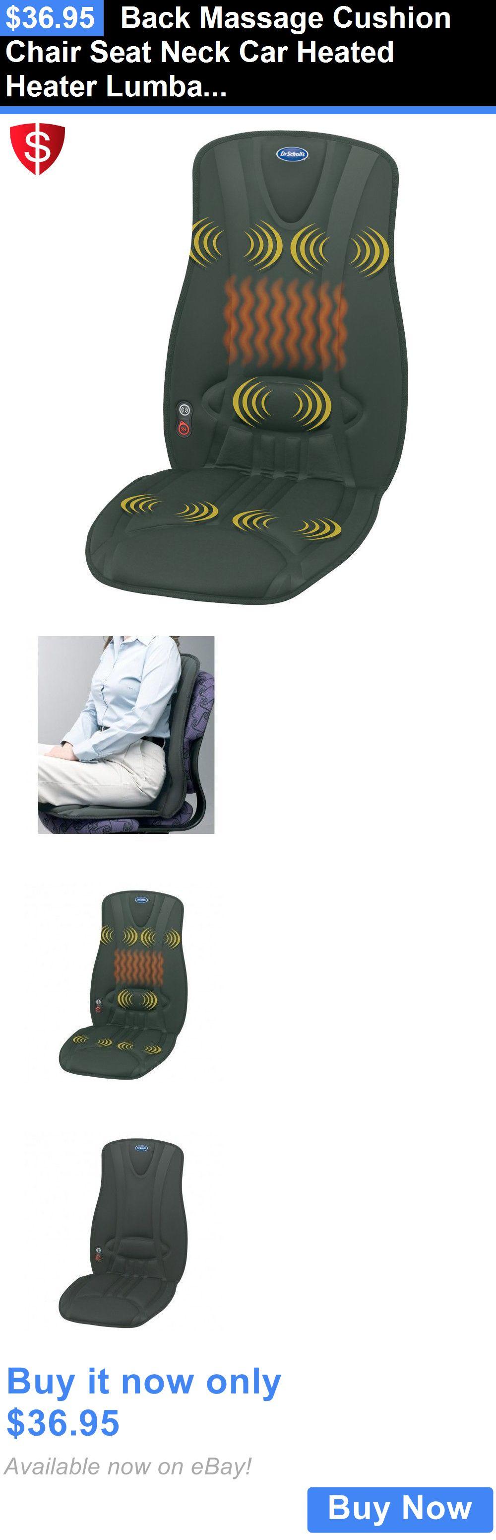 Massagers back massage cushion chair seat neck car heated heater