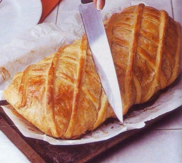 Ground Beef Phyllo Recipe: PUFF PASTRY AND PHYLLO DOUGH