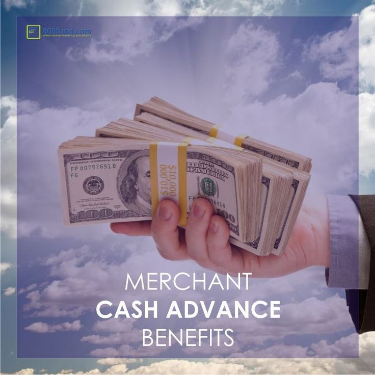SIMPLE APPLICATION PROCESS Applying for a merchant cash