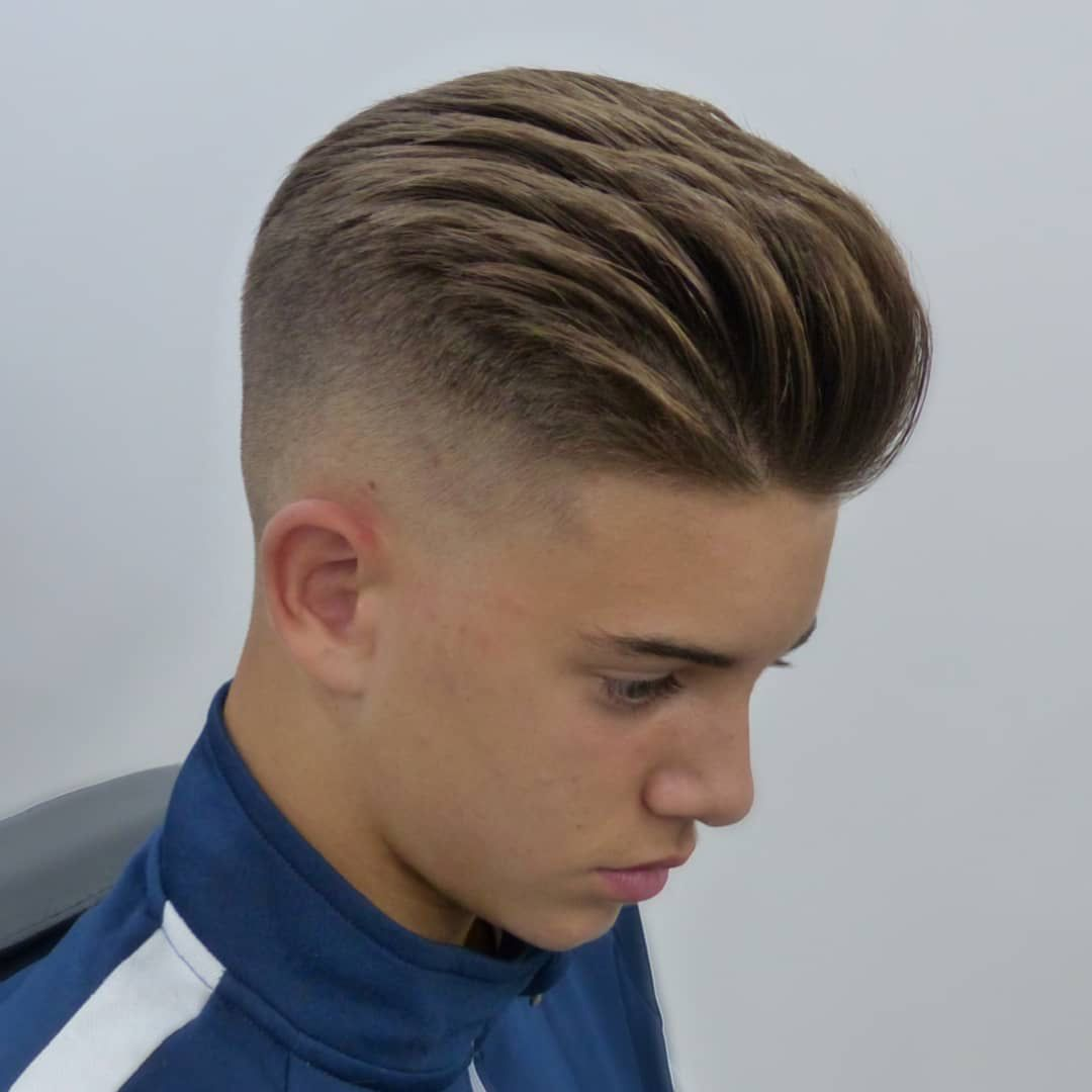 Pin On Teen Boy Haircuts